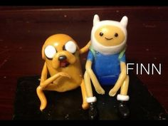 Tutorial Adventure time/ Hora de aventura FINN (plastilina, porcelana fria, Clay) PARTE 1 - YouTube