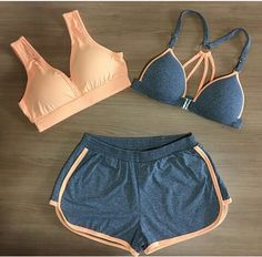 25 Lingerie and Nightwear Ideas Cute Comfy Outfits, Sporty Outfits, Athletic Outfits, Athletic Wear, Summer Outfits, Fashion Outfits, Workout Attire, Workout Wear, Sport Fashion