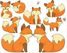 Fox Drawing on Pinterest   Fox Art, Fox Illustration and Fox Sketch