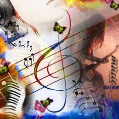 ♥ music graphic