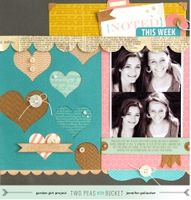 A Project by JenGallacher from our Scrapbooking Gallery originally submitted 10/29/12 at 10:20 AM
