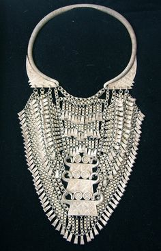 Traditional Hmong necklace for women.