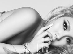"""CL - """"The one and only CL"""" for Elle Korea Magazine October Issue '14"""