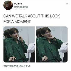 (TopTae BottKook) sometimes lowkey soft. When Taehyung exidently texted the wrong person. Bts Taehyung, Jimin, Namjoon, Taekook, K Pop, Mafia, Bts Love, Bts Memes Hilarious, Funny Videos