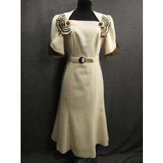 Costumes/20th Century/1930's/Women's Wear/1930's Women's Dre ...