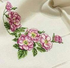 Name: Displayed times: 1195 Size: … – Flower İdeas Cross Stitch Flowers, Cross Stitch Patterns, Macrame Projects, Cross Stitching, Needlework, Quilts, Embroidery, Knitting, Crochet