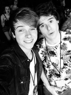 Luke Korns and Mikey Murphy again :)