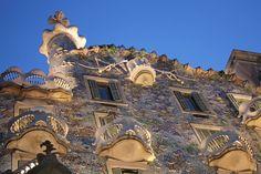 Casa Batlló. Image Credit: Travel Photographers Magazine www.travelphotographersmagazine.com