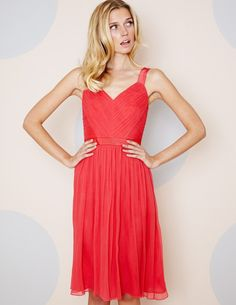 Pin for Later: Bridesmaid Dresses Your Wedding Party Will Actually Love Boden Bridesmaid Dress Boden Joceyln Dress ($298)