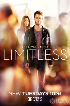 Limitless: Check Out the Poster for the New CBS Series - IGN