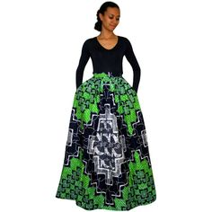 AFRICAN PRINT MAXI SKIRT - CHOOSE YOUR PRINT Mélange Mode focuses on incorporating the beautiful bold African Fabrics with the modern European fashion. Combining a mixture of these two worlds creates the perfect union between trend and classic couture. All pieces are designed by an African-European designer with the inspiration of unifying these two diverse cultures through fashion. Price-$105. ESTIMATED SHIP TIME 3-7 days