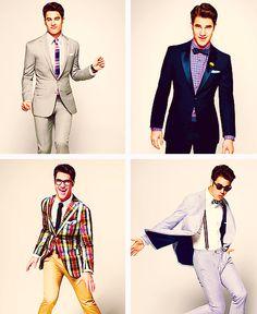 Blaine (Darren Criss)