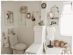 Kleines Bad Landhausstil  Faszinierend Auf Dekoideen Fur Ihr Zuhause In Die 17 Besten Ideen Zu Landhaus Stil Badezimmer Pinterest  15