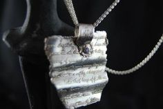 Aly Johnson of Aly Dahl Designs - I love these necklaces!! As soon as my second child is born i want to order one!