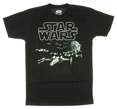 Mighty Fine Star Wars Armada TShirt  Large  Black -- You can find more details by visiting the image link.