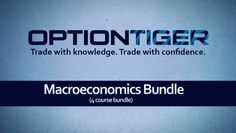 Intro to Financial Markets/ Macroeconomics Bundle | A 4-course Bundle for beginners in Financial markets.
