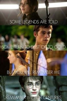 "Fall Out boy: ""Centuries"". Book series: The Hunger Games, The Maze Runner, Divergent, Harry Potter Movie Quotes, Book Quotes, Tris Et Tobias, Citations Film, Fandom Quotes, Fandom Memes, Oncle Rick, Jenifer Lawrence, Fandom Crossover"