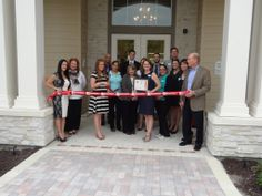 Ribbon Cutting at Sea Isle Resort Apartments in Orlando, FL Grand Opening Party, Apartments, Orlando, Ribbon, Sea, Fashion, Tape, Moda, Orlando Florida