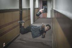 """Fine art & conceptual photography """"levitation"""""""