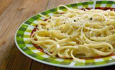 Cacio e pepe on yksinkertainen, laadukkaista raaka-aineista valmistettava roomalainen pasta-annos.
