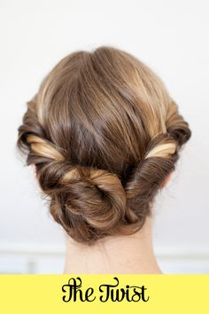 10 Five Minute Summer Hairstyles // The Basic Twist