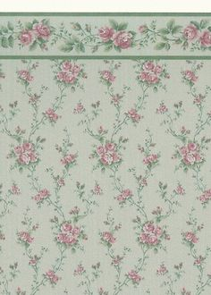 Dollhouse wallpaper      Model: IB 83FA     Manufactured by: Itsy Bitsy