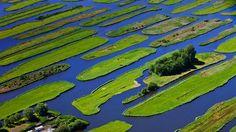 The polder landscape near Jisp, Netherlands (© Frans Lemmens/Alamy) – 2015-08-28  [http://www.bing.com/search?q=Jisp,+North+Holland&form=hpcapt&filters=HpDate:%2220150828_0700%22]