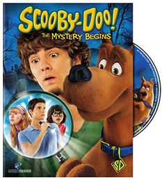 Scooby-Doo! The Mystery Begins brand