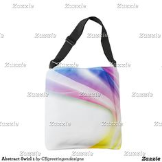 Abstract Swirl 1 Tote Bag
