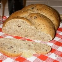Black Olive And Rosemary Bread Recipe