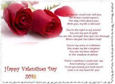 Valentines Day poems (5)