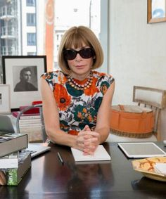 Dos and do NOTs from Anna Wintour herself