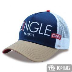 3620050134c Coastal Singe Fin gorra Hats For Men