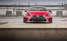 Lexus RC-F Sport