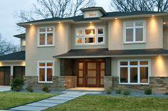 Prairie-Style Contemporary Home Tour
