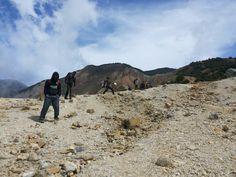 Mt. Papandayan - West Java