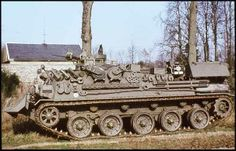 #armoured #recovery #vehicles #arv #modern #army #reference #photos #sherman #amx #30D