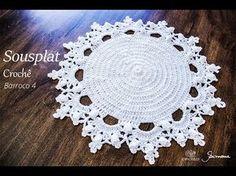 Free Crochet Doily Patterns, Crochet Mandala, Free Pattern, Crochet Dollies, Crochet Lace, Crochet Table Mat, Crochet Curtains, Floral Garland, Crochet Instructions