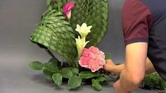 floristry lesson - YouTube