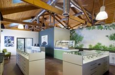 Check out this marijuana dispensary in New Mexico: http://vmsd.com/content/high-design (Photography: Tien Frogget, Orange County, Calif.)