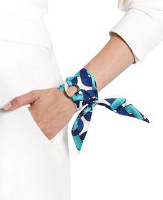 VENTE : 30 % DE RÉDUCTION ! Bracelet de beatrice soie. Fait à la main de soie italienne. Frais de port. Enveloppe de soie Bracelet. Cadeau unique pour elle.