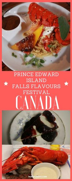PEI Tourism Falls Flavours Festival. On Prince Edward Island, the Fall Flavours Festival is an extravaganza food event throughout the month of September.