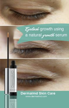 29ace6fa2c0 Dermalmd eyelash serum is a great natural product which contains only  natural ingredients and free from