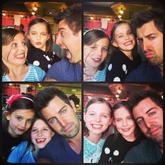 Jeremy Camp on his daddy/daughters date