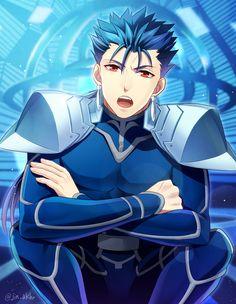 Cu Chunlainn (Lancer), Fate Grand Order