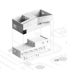 LAN architectes - Ludothèque