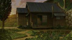 Boku no Ntatsuyasumi 3 [PS3 Game] Backgrounds - Album on Imgur