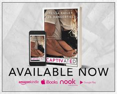 Read More Sleep Less Blog: Review Captivated by Tessa Bailey and Eve Dangerfield