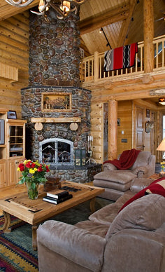 Top 60 Best Log Cabin Interior Design Ideas - Mountain Retreat Homes From kitchens to living rooms and beyond, discover inspiration with the top 60 best log cabin interior design ideas. Explore cool mountain retreat homes. Home Design, Cabin Interior Design, Diy Interior, Design Ideas, Layout Design, Interior Balcony, Cabin Design, Bathroom Interior, Modern Bathroom