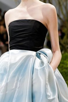 Christian Dior haute couture, Spring 2013.